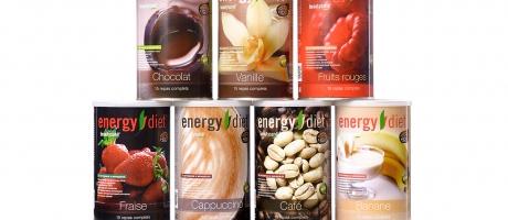 Через два часа — старт предзаказа Energy Diet!
